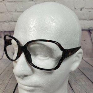 Tommy Hilfiger Tortoise Eyeglasses Frame